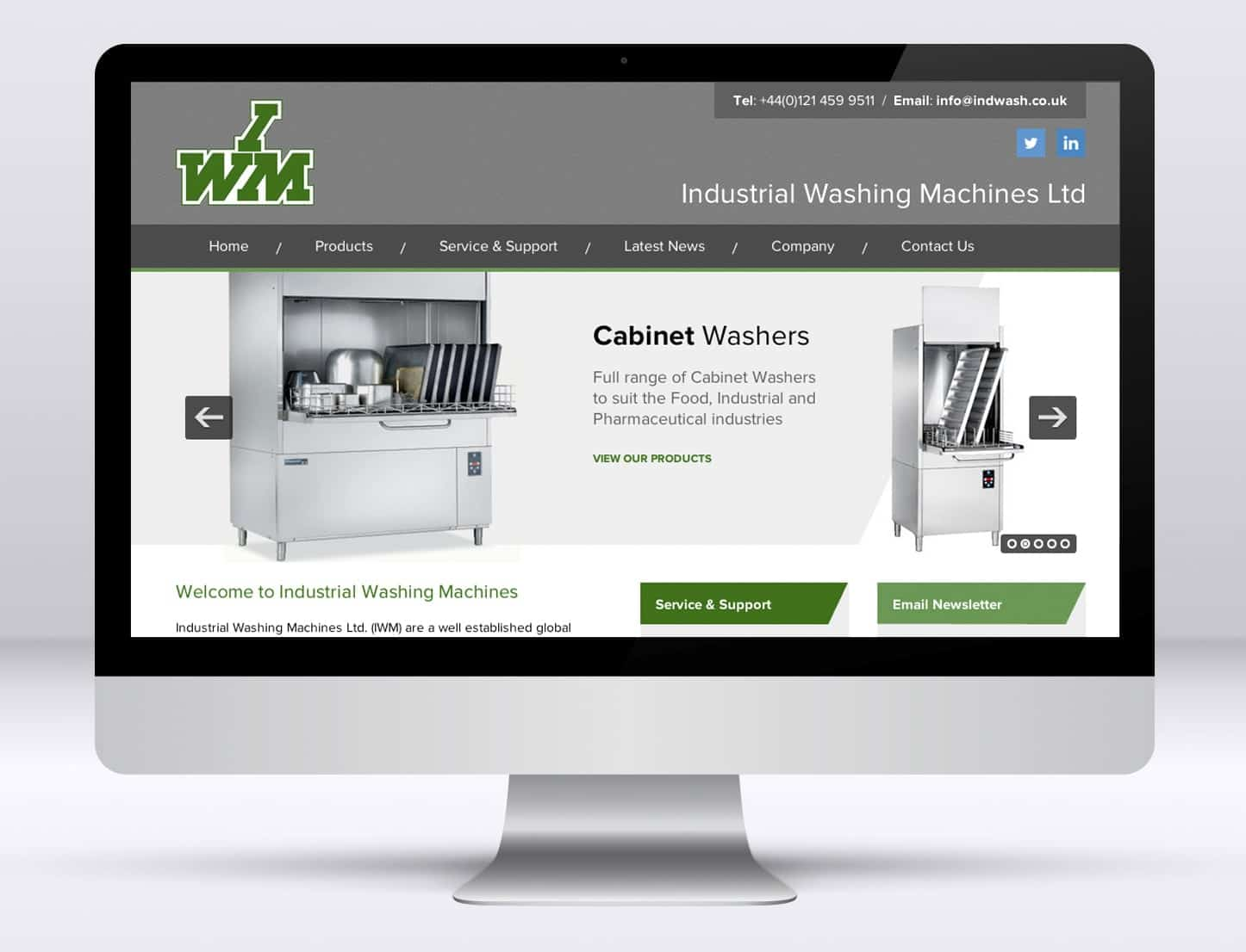 New IWM website offers more for less!