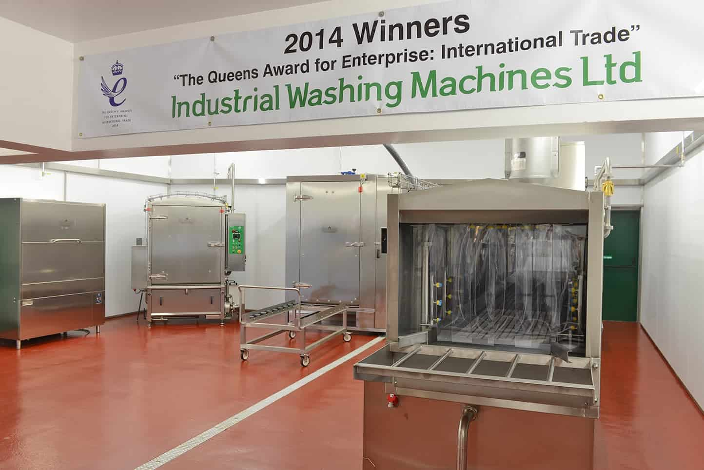 Sanitiser Machine | Let IWM clean up while you watch!