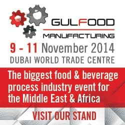 Join us at Gulfood Manufacturing