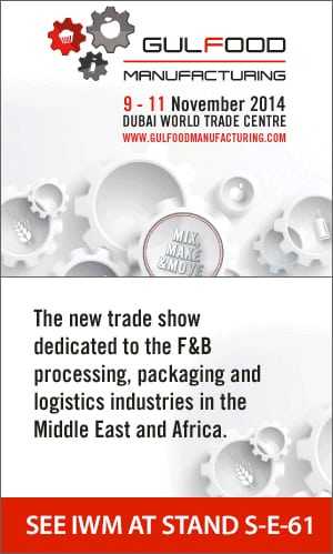 Gulfood Manufacturing Show 2014