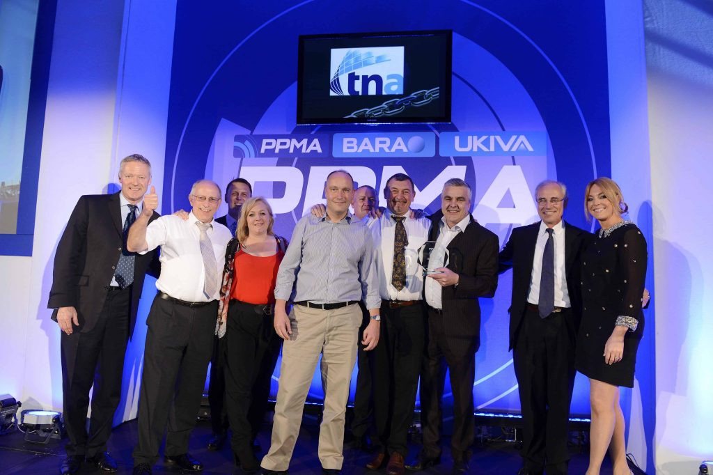 IWM Wins PPMA Manufacturing Award