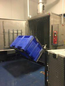 cabinet washing machines