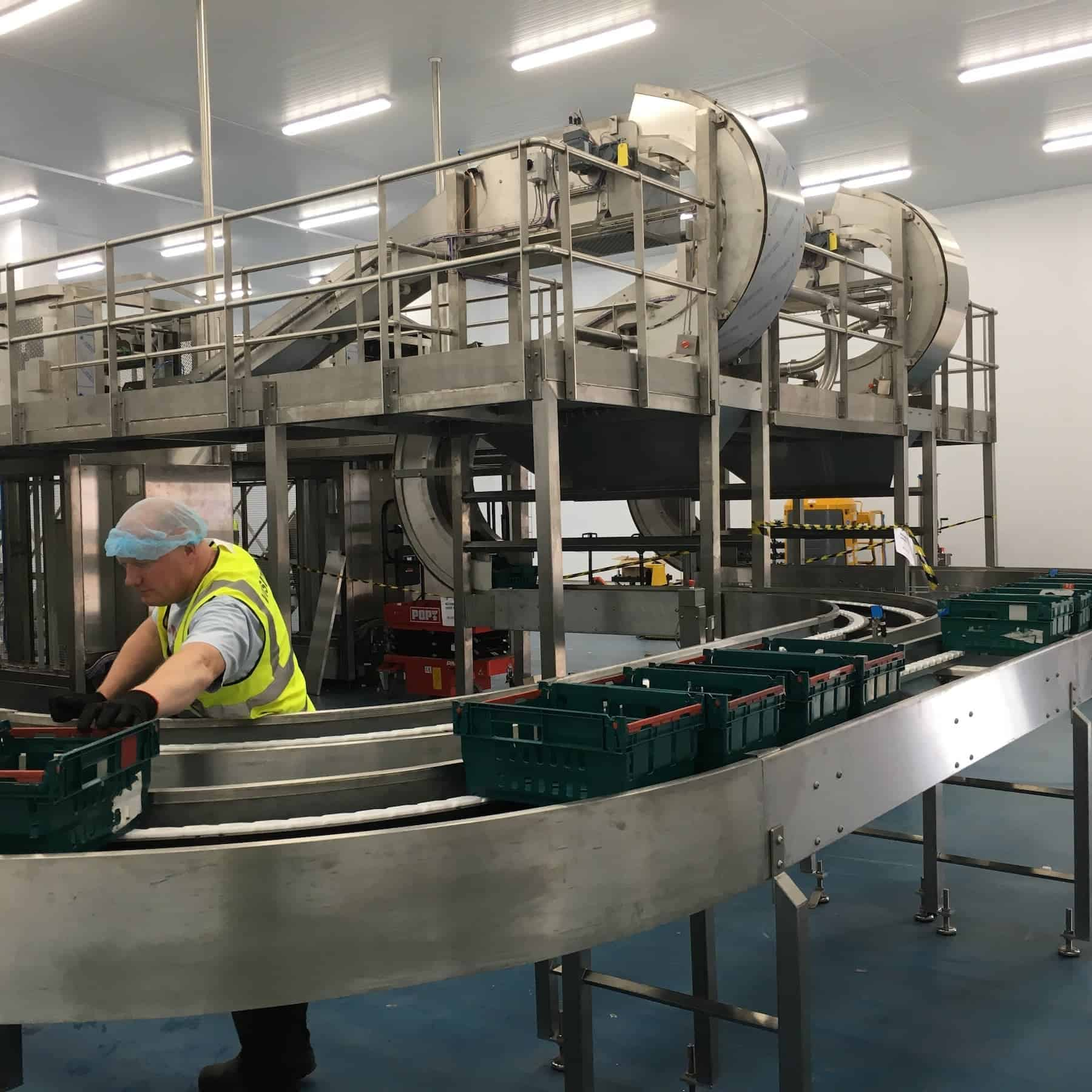 Speedy Tray Washing Machine For High-Volume Users
