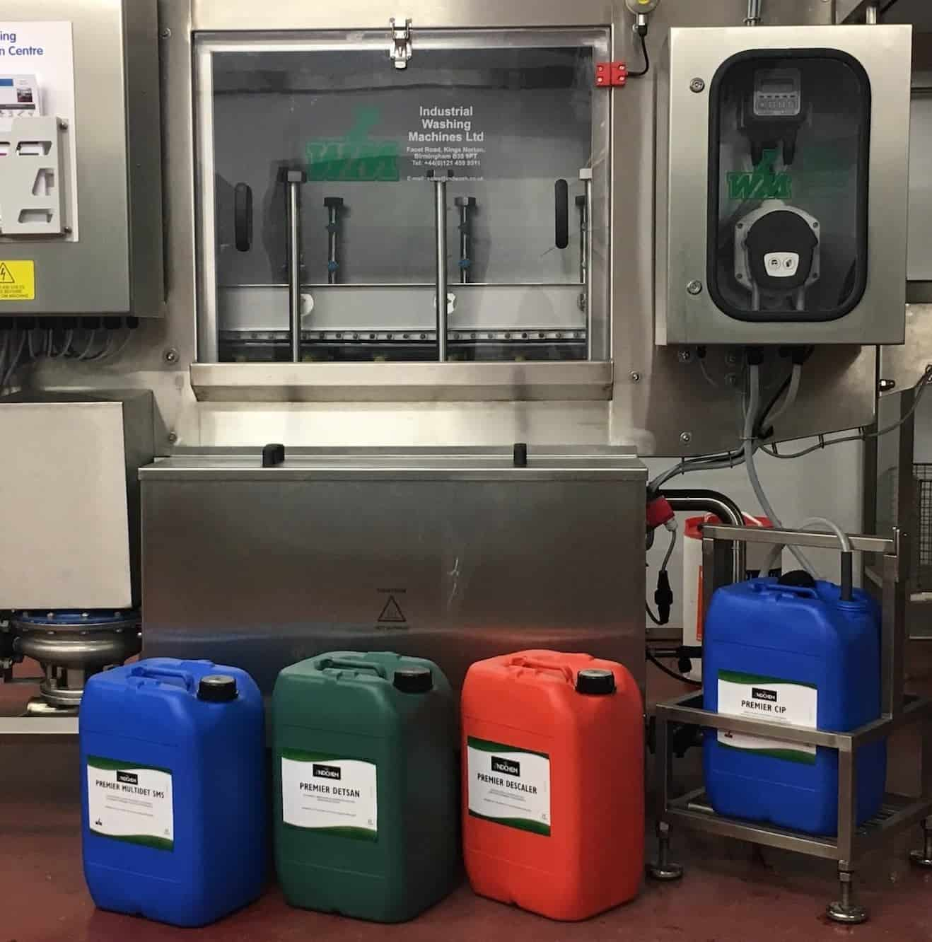 New range of washing chemicals launched by IWM