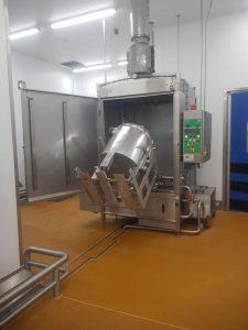 EC20-30 bin washers in action