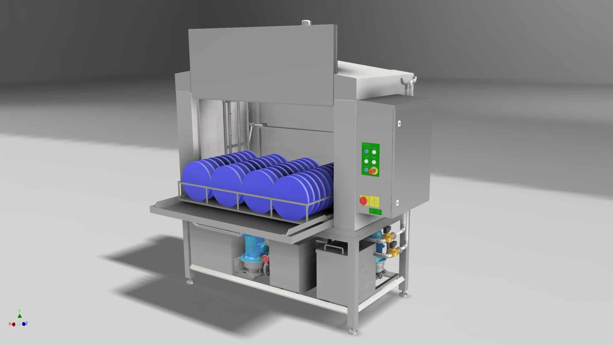 Industrial Cleaning Systems   IWM to Showcase New Ranges of Hygiene Equipment