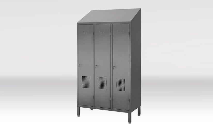 Full Door Hygienic Locker