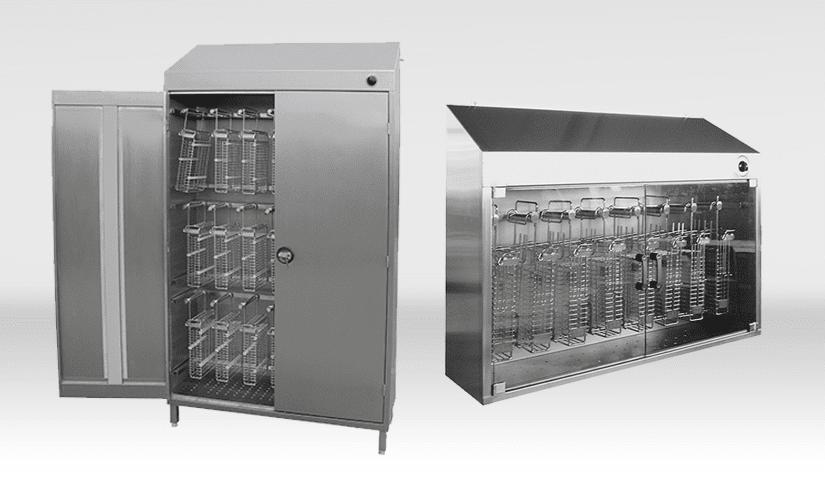 Instrument Basket Sterilising Cabinet