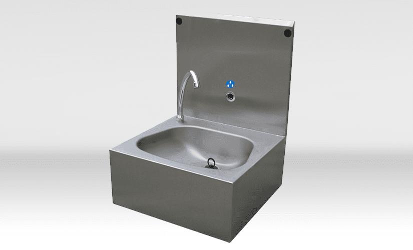 Monolithic Handbasin