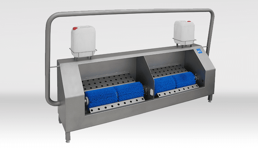 Multi-Stand Boot Sole Washer