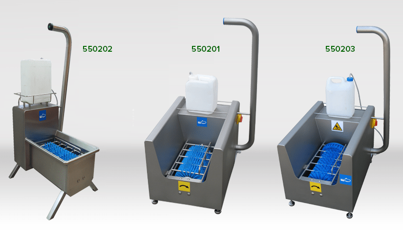 Boot Sole Washer