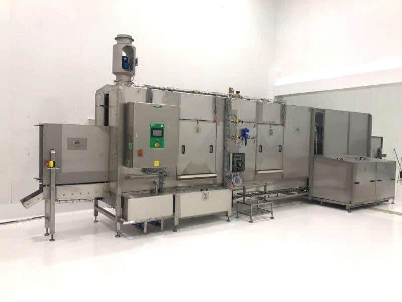 How to Clean Machinery for the Food Industry to COVID standards