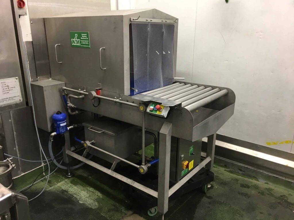 industrial washing machine price uk