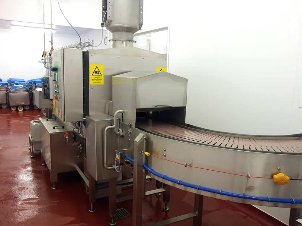 Industrial Washing Machines Ltd
