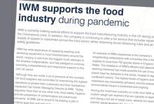 Industrial Washing Machines Ltd: Manufacturing During The Global Pandemic
